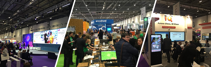 LINK group at Bett Show 2016